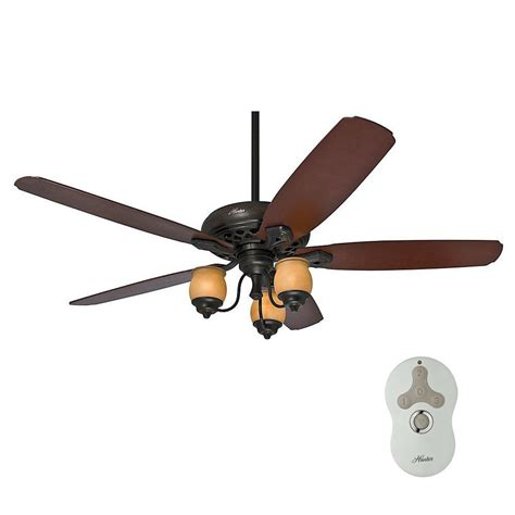 Ceiling Fans With Light And Remote by Torrence 64 In Indoor Provence Crackle Bronze