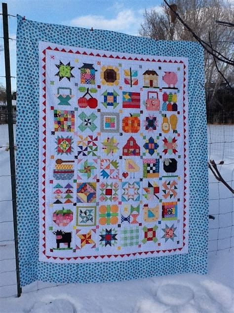 Farm Quilts by Quilts In Co Farm Vintage Top 2016 Goals