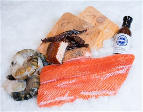 give the gift of fresh seafood this holiday season