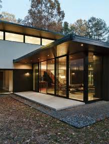 modern home design raleigh nc minimal north carolina home built for a tech forward west coast couple window wall north