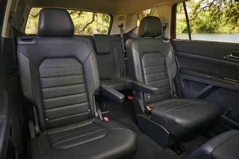volkswagen atlas trims  interior information