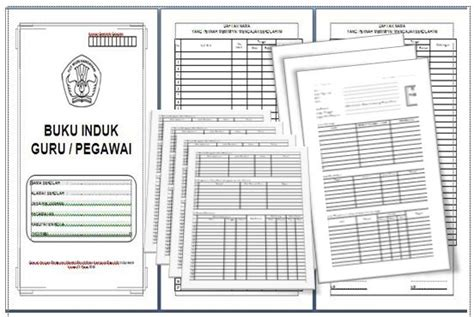 format buku mutasi siswa sma gambar dokumen contoh surat pernyataan daftar siswa mutasi