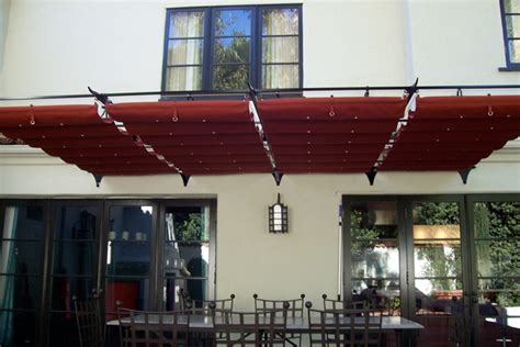 Outdoor Awning Motorized Retractable Awnings Expand Your Outdoor Living