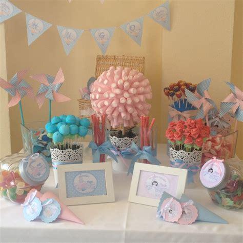 decoracion mesas chuches comuniones mesa dulce regalos a invitados en un