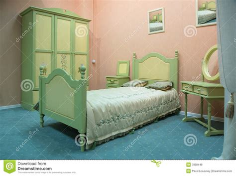 old fashioned bedroom old fashioned style bedroom stock image image 7890449