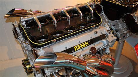 F1 Engines F1 Engine Explained