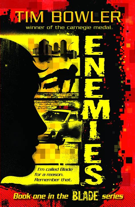 die by the blade books the book zone review enemies by tim bowler blade book one