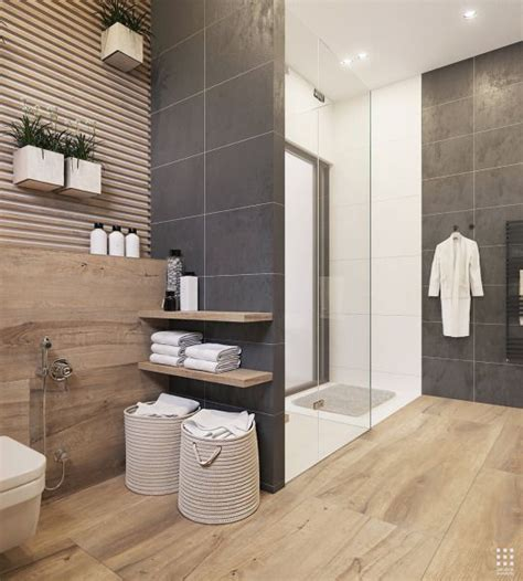 modern bathroom lighting for a more inviting bathroom decohoms 30 chic and inviting modern bathroom decor ideas digsdigs