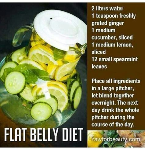 What Is The Flat Blly Detox Rink by Flat Belly Drink Health