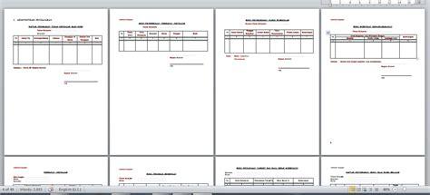 contoh format administrasi kepala sekolah terbaru info administrasi kepala sekolah sd 2017 inspirasi guru