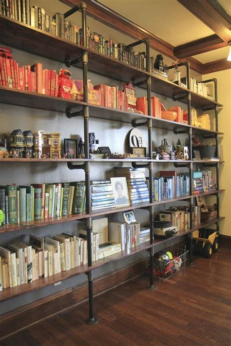 best 25 library shelves ideas on library room