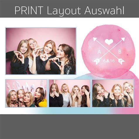 print layout en español print layout 24 die fotobox von den eventhelden