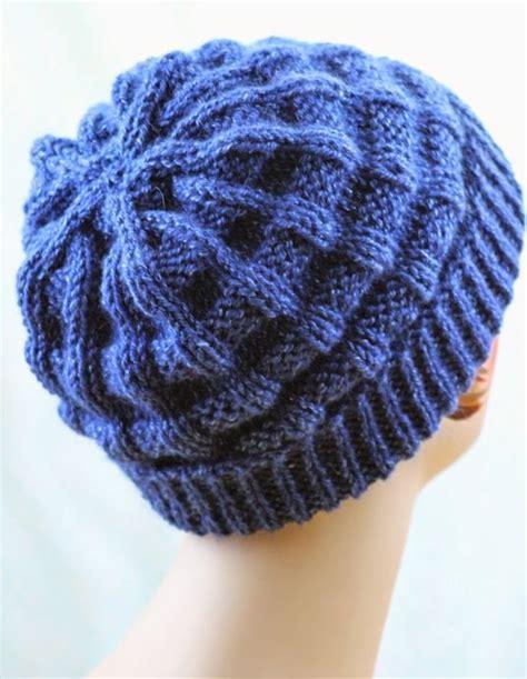 knitted starfish pattern sea starfish knit hat allfreeknitting