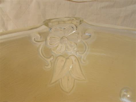glass ceiling light cover lot detail beautiful vintage glass ceiling light cover