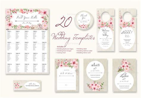16 wedding address label designs editable psd ai 35 floral wedding templates editable psd ai format