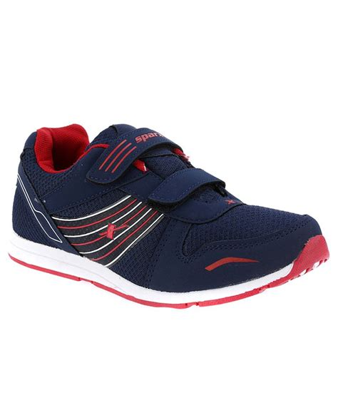 sparx navy blue sports shoes price in india buy sparx