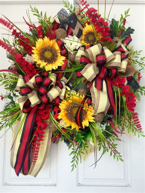 1110 best spring and summer wreaths images on pinterest spring 278 best images about spring summer wreaths on pinterest