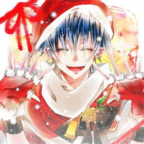 christmas anime boy giang sinh anime dang yeu