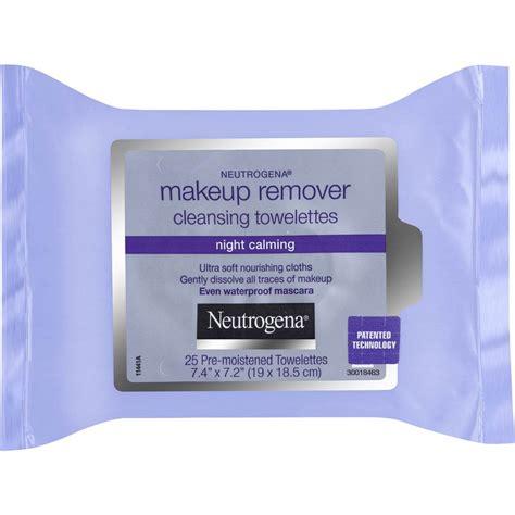 Neutrogena Makeup Remover neutrogena make up remover wipes 25pk woolworths