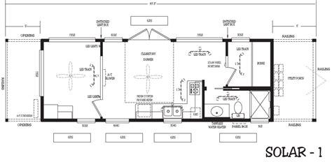 solar floor plans backyard grid homes accessory dwelling unit adu