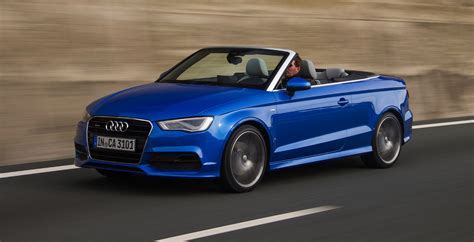 Audi A3 Cabriolet Price by Audi A3 Cabriolet Pricing Confirmed From 47 300