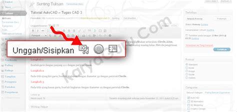tutorial membuat blog di wordpress lengkap tutorial membuat blog di wordpress com odi sumantri