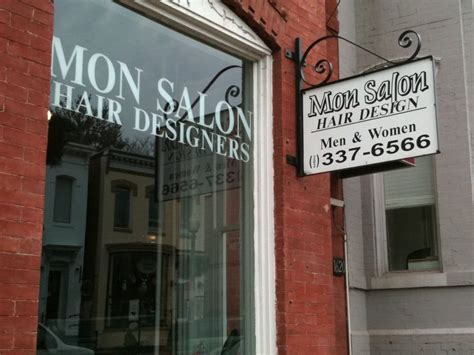 haircuts in georgetown dc mon salon hair salons 1620 wisconsin ave nw