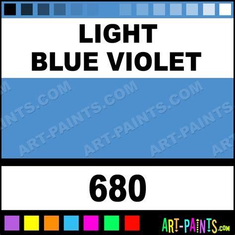 light blue violet soft acrylic paints 680 light blue violet paint light blue violet