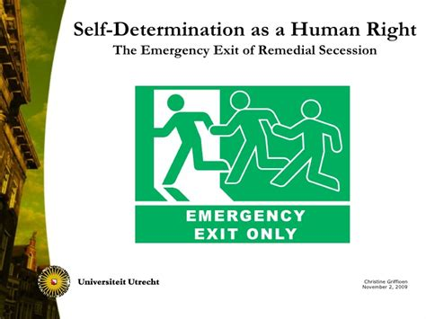 Shelf Determination by Self Determination As A Human Right