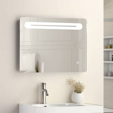 bathroom mirror lights with shaver sockets colando led bathroom mirror with demister pad shaver