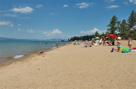 friendly beaches lake tahoe nevada and cground lake tahoe guide
