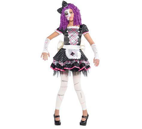 imagenes de disfraces de halloween para jovenes disfraz de mu 241 eca rota para ni 241 as y adolescentes halloween
