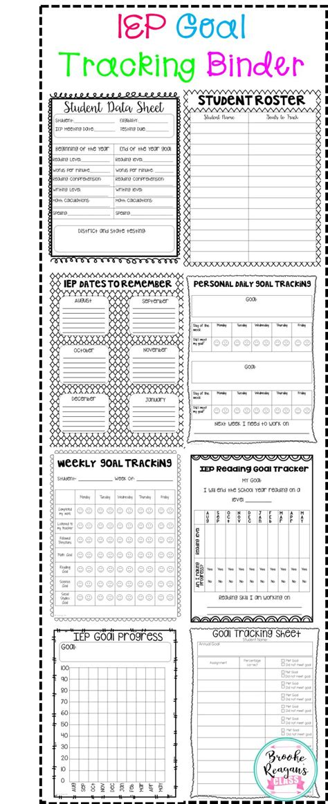 The 25 Best Iep Data Tracking Ideas On Pinterest Data Data Data Sheets And Student Data Iep Goal Data Collection Template