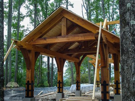 log house roofs with wooden beams timber frame roofs timber frame roof overhang