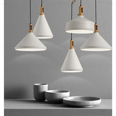 European Lighting Asian Hats Aluminium Nonla Wide Bell Pendant L Modern