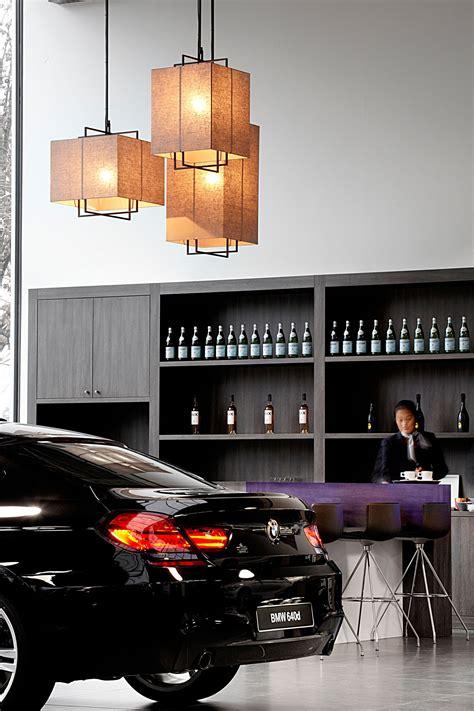 exclusieve verlichting erp project van laarhoven bmw mini showroom eindhoven