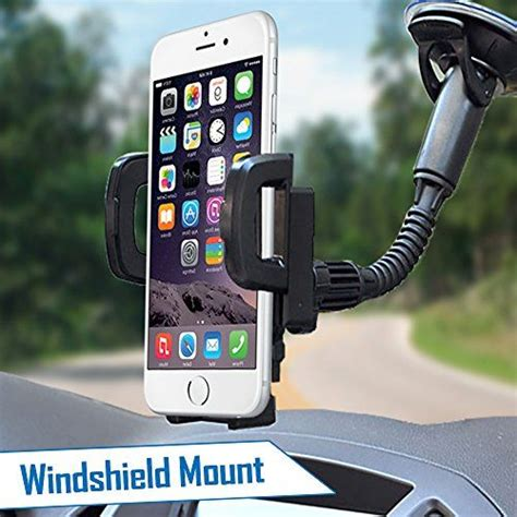 Car Charger For Smartphone Ipega 2 in 1 cell phone car mount holder free usb charger
