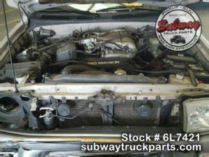 2000 Toyota 4runner Performance Parts Salvage 2000 Toyota 4runner Subway Truck Parts Inc