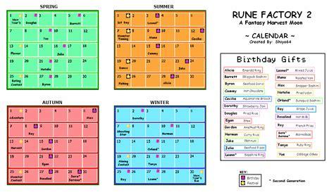 E Calendar Factory Moon Calendar Calendar Template 2016