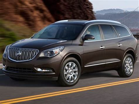 used buick enclave 2014 2014 buick enclave pricing ratings reviews kelley
