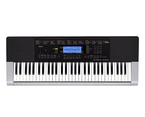 Keyboard Casio 6 Oktaf Casio Ctk 4400 61 Key Portable Keyboard Reverb