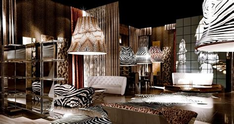 2014 Interior Design Trends Roberto Cavalli Home Autumn Home Designer Interiors 2014