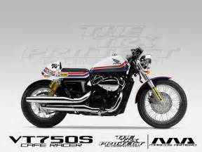 Honda Shadow Cafe Racer The Trx Project The Yamaha Trx 850 With