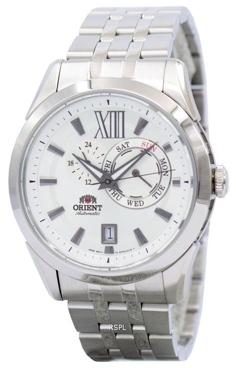 Orient Automatic White orient sporty automatic white et0x005w mens