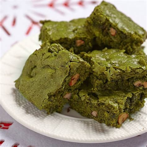 Freezy Browniezz Brownies Pasir Green Tea 10 to die for matcha desserts to make you a drool