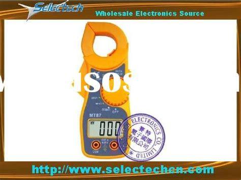 Tang Er Digital Mt87 400a digital cl meter digital cl meter manufacturers in