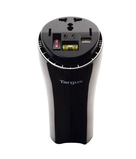 Targus Car Mobile, Laptop Charger with Fast Charging USB