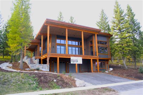 model homes whitefish montana homes for sale