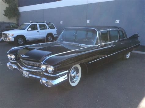1959 cadillac limousine 1959 cadillac fleetwood series 75 limousine for sale