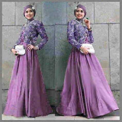 Dress Baju Wanita Gamis Maxi Dress Muslim Jovita Maxi busana gamis dress muslim quot maxi stefany quot modern model